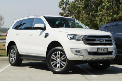 2017 Ford Everest UA Trend Suv
