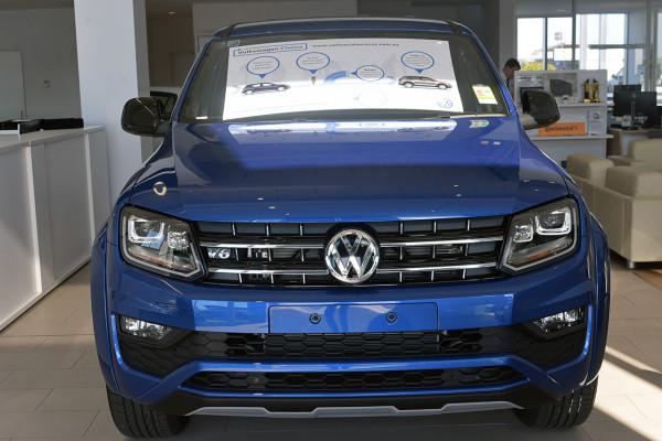 2019 Volkswagen Amarok TDI580 Highline Black 4M Utility