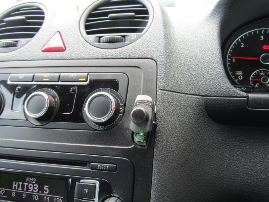2012 Volkswagen Caddy 2KN MY12 TDI250 Van Image 20