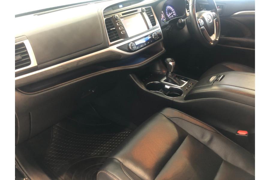 2018 Toyota Kluger GSU55R Grande Suv