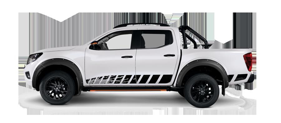 ST-X N-TREK 4x4 Dual Cab Pickup