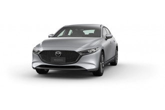 2020 Mazda 3 BP G25 GT Hatch Hatchback Image 3