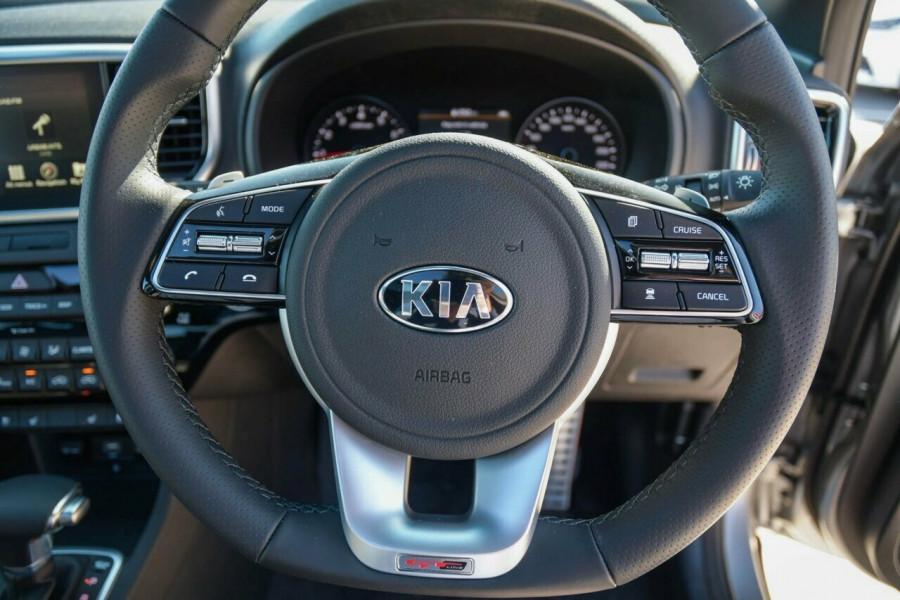 2021 Kia Sportage QL GT-Line Suv