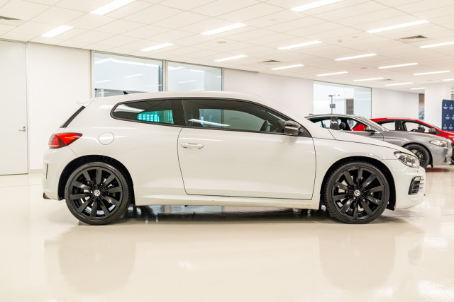 2016 MY17 Volkswagen Scirocco R 1S Wolfsburg Edition Coupe Image 7