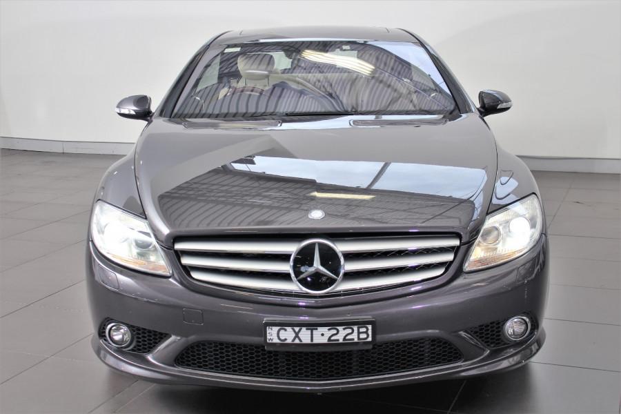 2008 Mercedes-Benz Cl-class CL500