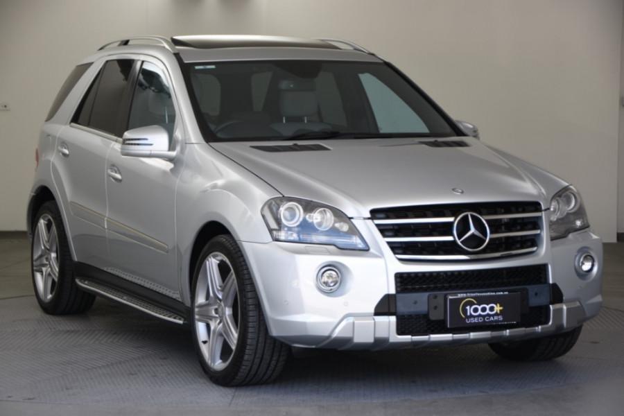 2011 Mercedes-Benz Ml350 W164 MY10 ML350 Wagon