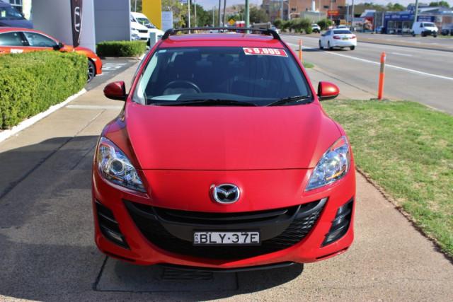 2009 Mazda Mazda3 BL10F1 Maxx Maxx - Sport Sedan Image 3