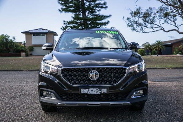 2018 MG Zs AZS1 Excite Suv Image 4