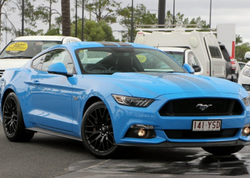 Ford Mustang GT Fastback SelectShift FM 2017MY