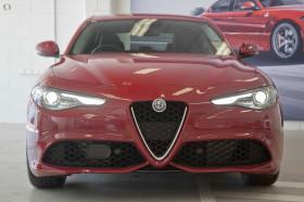 Alfa Romeo Giulia 400N Veloce 2.0L Petrol Turbo 206kW