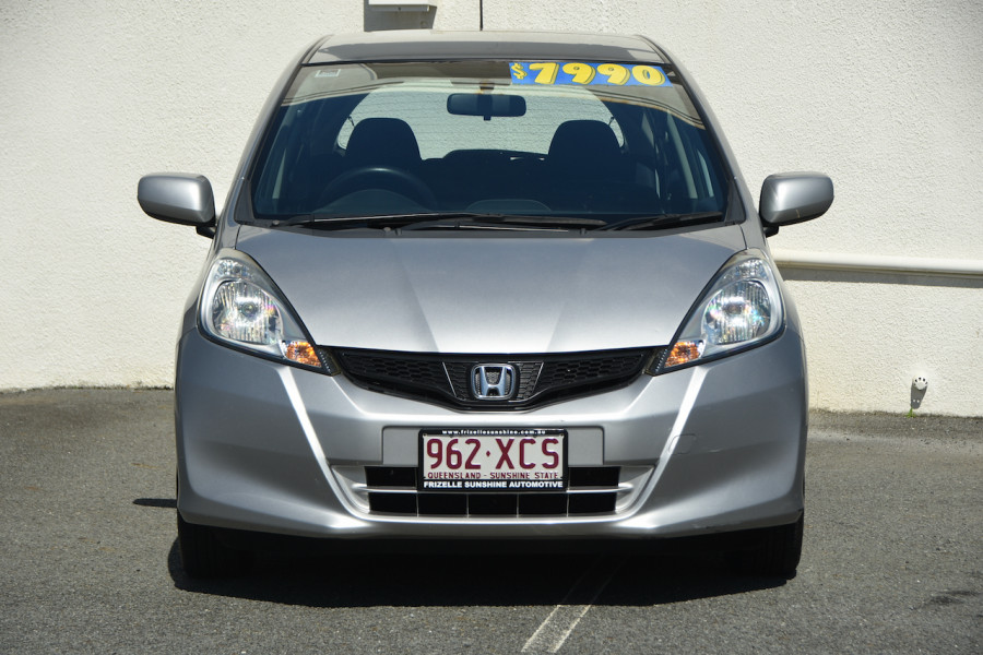 2011 Honda Jazz GE MY11 GLi Hatchback