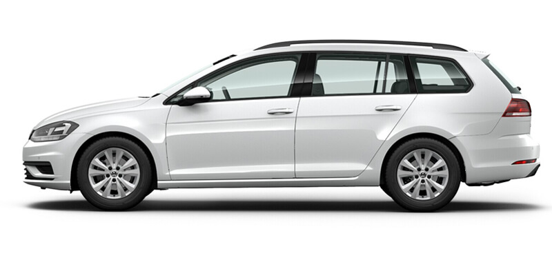Golf Wagon 110TSI Trendline 7 Speed DSG