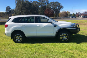 2018 MY19.00 Ford Everest UA II 2019.00MY TREND Suv
