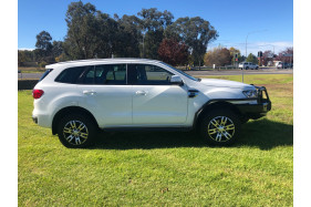 2018 MY19.00 Ford Everest UA II 2019.00MY TREND Suv Image 3