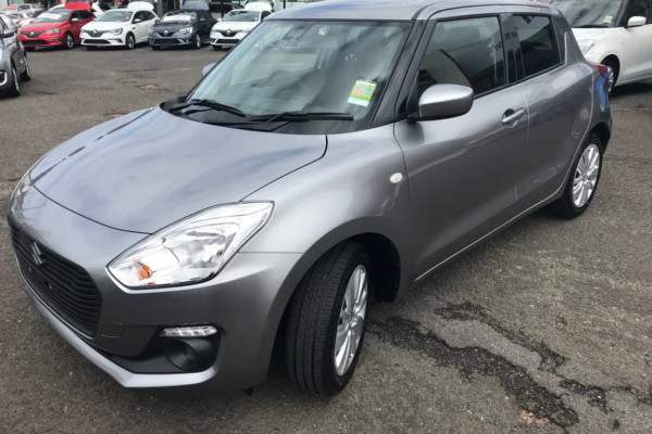 2018 Suzuki Swift AZ GL Hatchback