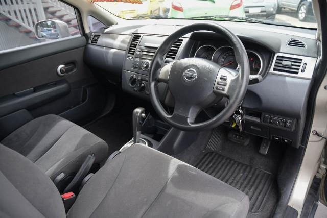 2008 Nissan Tiida C11 MY07 ST-L Sedan Image 10