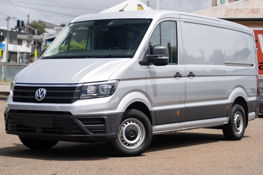 2019 MY20 Volkswagen Crafter SY1 35 Van MWB Van Image 1