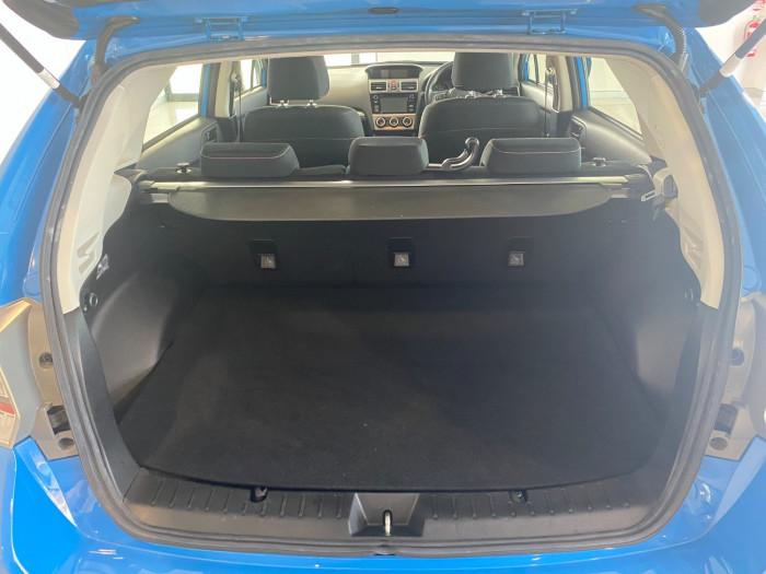 2016 Subaru XV G4-X 2.0i Suv Image 10