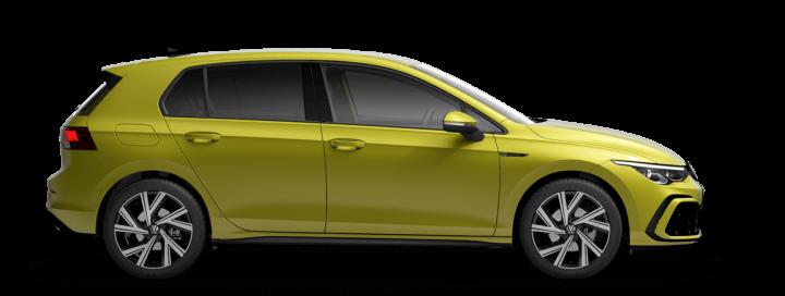 New Volkswagen Golf