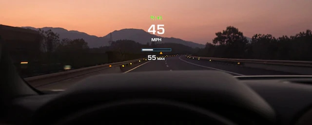 HEAD UP DISPLAY Image