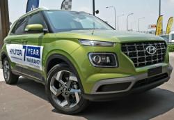 Hyundai Venue Launch Edition QX