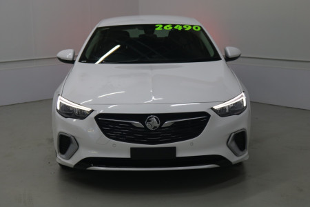 2018 Holden Commodore ZB MY18 RS Hatch