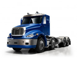 New Freightliner Columbia