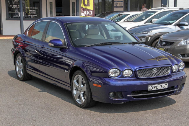 2009 Jaguar X-type X400 MY09 Sport Sedan Image 3