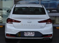 2019 Hyundai Elantra AD.2 Sport Sedan Image 4