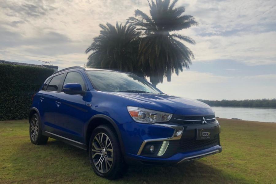 2018 Mitsubishi ASX XC MY18 LS Suv