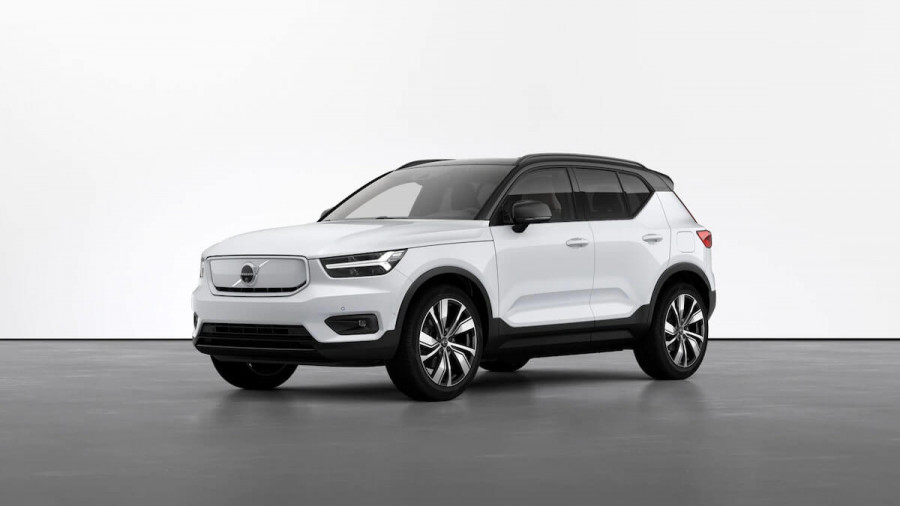 2021 MY22 Volvo XC40 Recharge Electric Suv Image 1