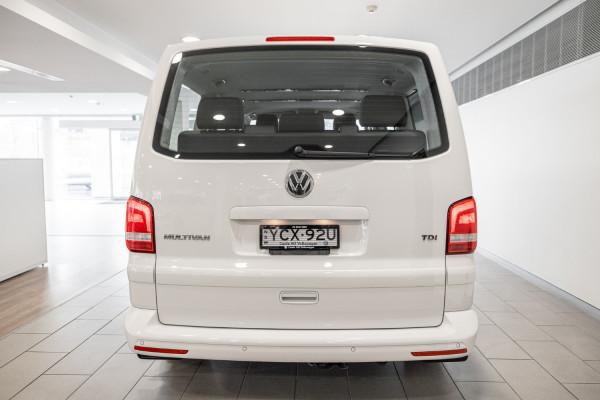 2015 Volkswagen Multivan T5  TDI340 Comfrtline Wagon