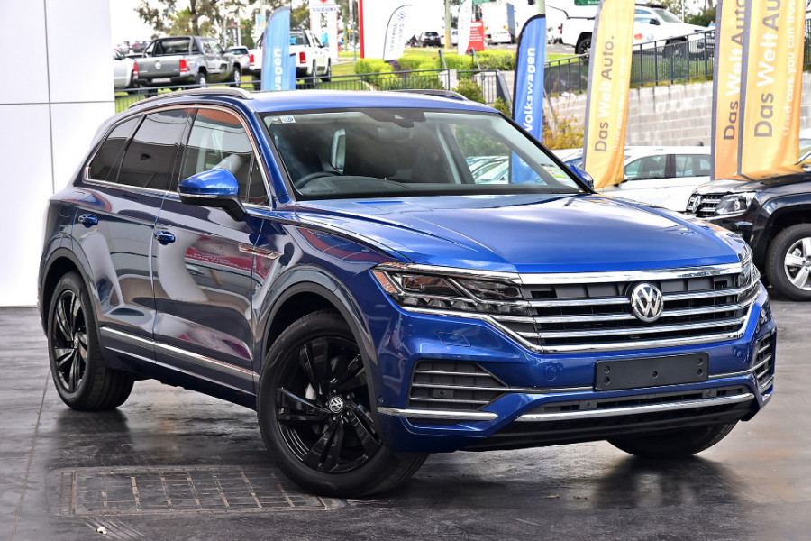 2019 Volkswagen Touareg CR Launch Edition Suv