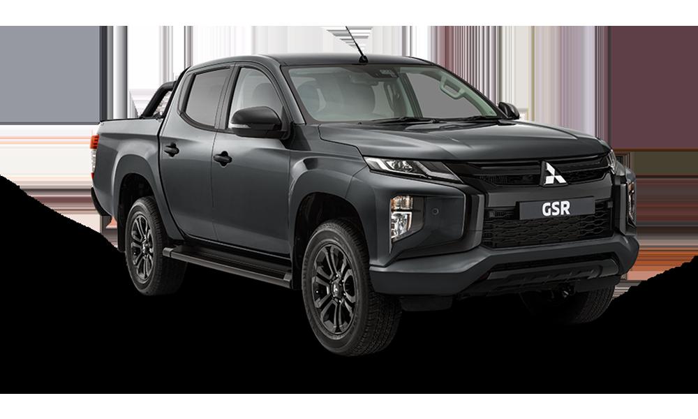 2021 MY20 Mitsubishi Triton MR GSR Utility - dual cab