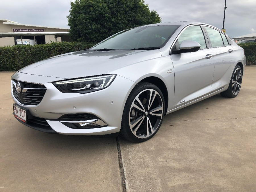 2017 MY18 Holden Calais