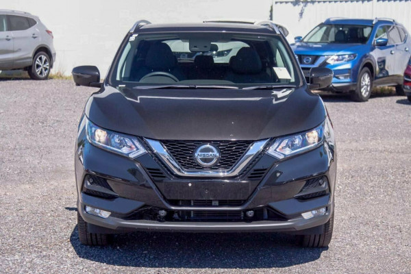 2019 MY20 Nissan Qashqai MY20 ST-L Suv Image 3