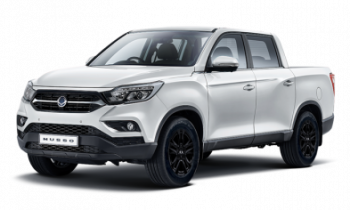 New SsangYong MY20.5 Musso