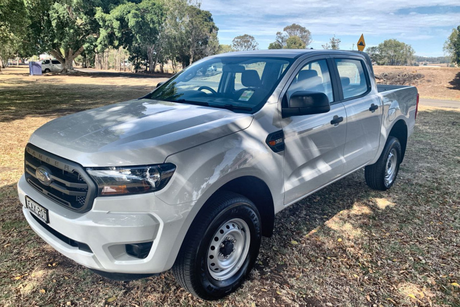 2019 Ford Ranger PX MkIII 2019.0 XL Utility