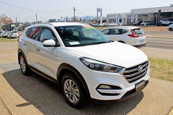 2015 Hyundai Tucson TLe Elite Suv Image 4