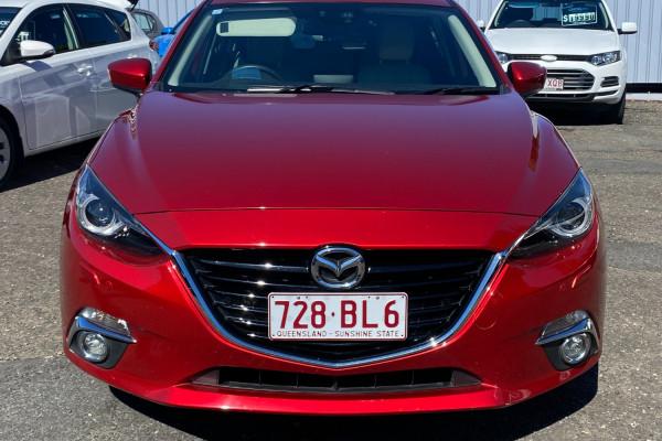 2015 Mazda 3 BM5436 SP25 GT Hatchback