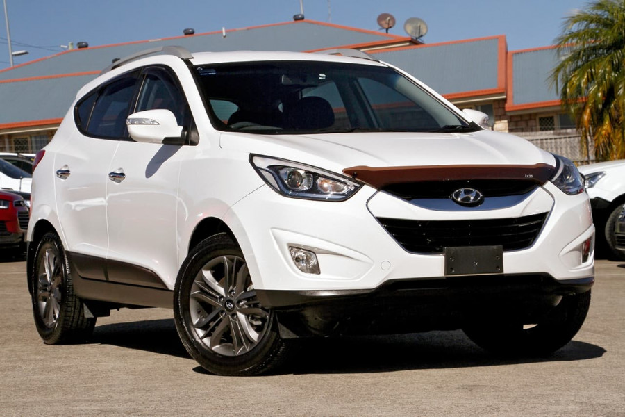2014 Hyundai ix35 Series II MY15 Elite Wagon