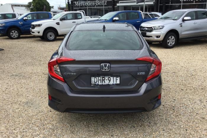 2016 Honda Civic 10th Gen MY16 VTi-L Sedan