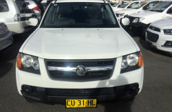 2009 Holden Colorado RC LX 2wd space cab Image 2