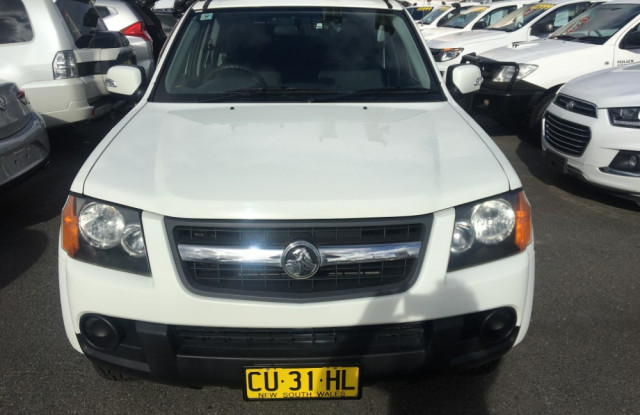 2009 Holden Colorado RC LX 2wd space cab