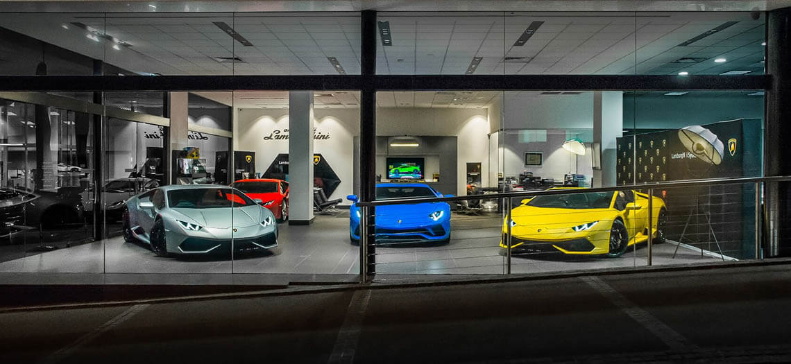 About Lamborghini Sydney