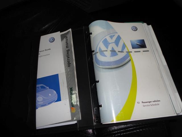 2004 MY03 Volkswagen Beetle 9C  Liftback