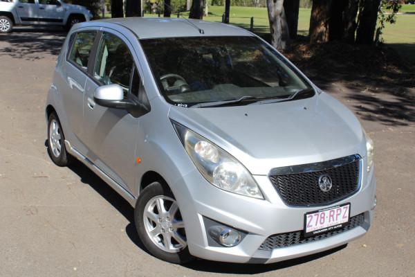 2011 Holden Barina Spark MJ  CD Hatchback Image 2