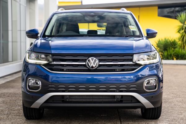 2021 Volkswagen T-cross 85TSI Style 1.0L T/P 7Spd DSG Wagon Image 4