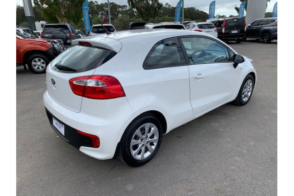 2016 Kia Rio UB MY16 S Hatchback Image 4