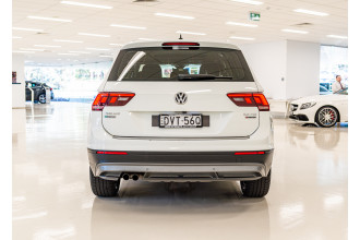 2017 MY18 Volkswagen Tiguan 5N Adventure Suv Image 5